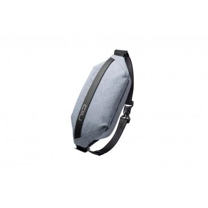 新品上市!V1 輕機能胸包 迷霧藍