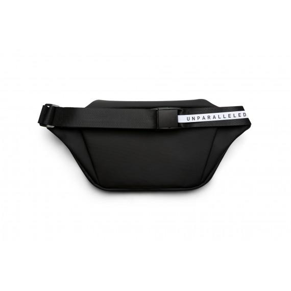 新品上市!S3 極輕便兩用胸包 漆黑色