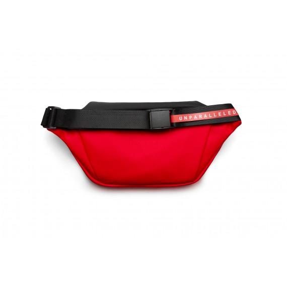 新品上市!S3 極輕便兩用胸包 紅色