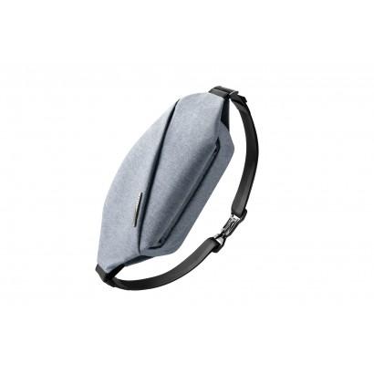 新色登場 ! Radiant R0 多機能胸包 - 迷霧藍