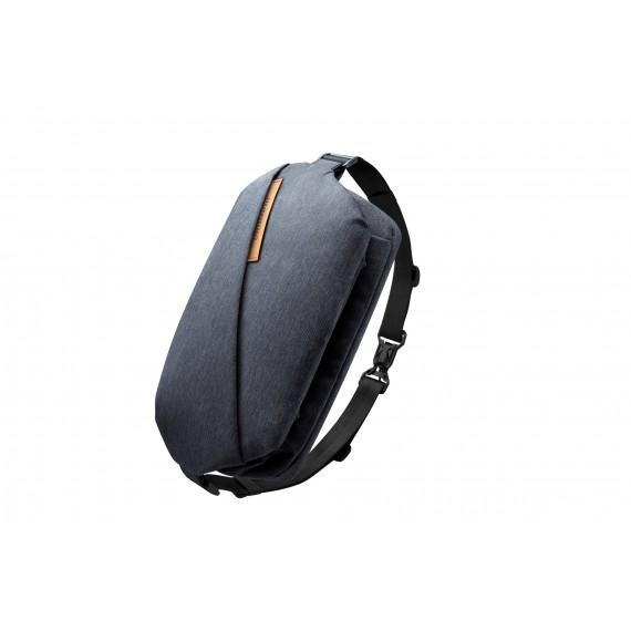 【雙十二限定價】Radiant R0 Plus 行動機能單肩包 - 牛仔藍