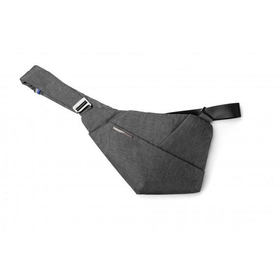 【FINO槍包】三代D1 全黑  超薄貼身防盜包